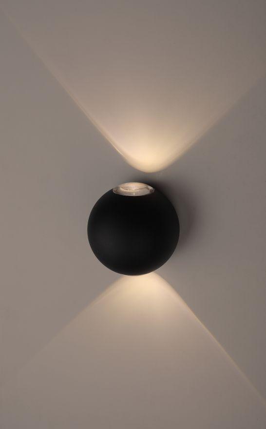 Декоративная подсветка ЭРА WL11+BK