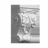 Кронштейн Европласт Лепнина 1.19.015 Ш111хВ165хГ70 мм