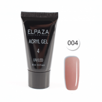 Elpaza ACRYL GEL UV/LED beige 04
