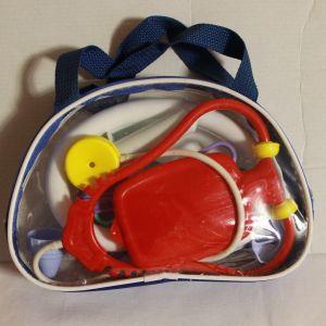 ! набор доктор в сумке, ячейка: 19