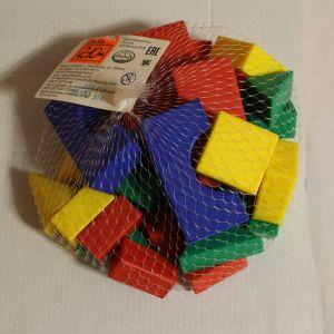 ! набор кубиков мал, ячейка: 26