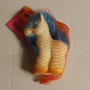 ! лошадка с голуб гривой, ячейка: 26
