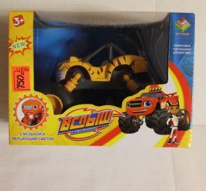! чудо-машинки тигр, ячейка: 27