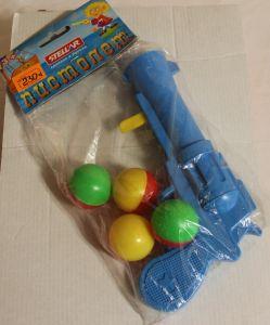 ! пистолет с шарами, ячейка: 27
