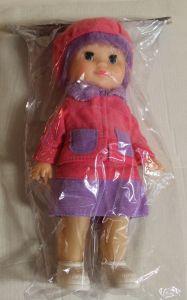 ! кукла в тепл одежде 26см, ячейка: 32