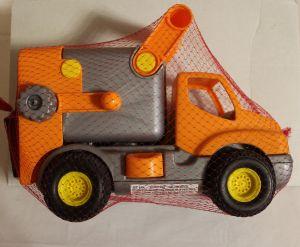 ! автомобиль коммун оранж, ячейка: 35