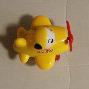 ! самолетик желт, ячейка: 36