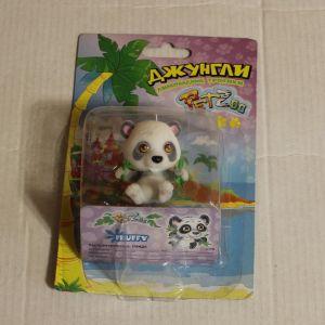 ! панда флуффи, ячейка: 49