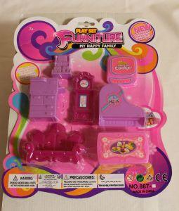 ! мебель для кукол 7пр, ячейка: 50