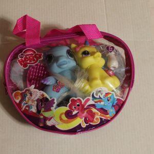 ! набор пони с сумкой, ячейка: 56