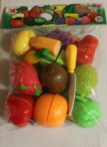 ! набор фруктов рез, ячейка: 58