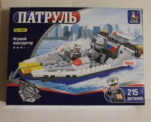 ! аусини патруль лодка 215д, ячейка: 64