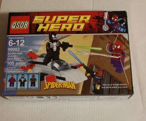 ! супергерой паук 105д, ячейка: 67