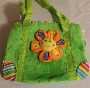 ! сумка мягк зел цвет кор руч, ячейка: 71