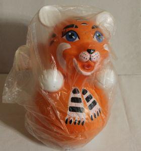 ! неваляшка оранж тигр, ячейка: 72