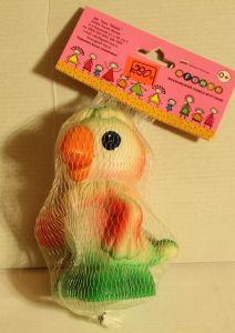 ! попугай иннокентий, ячейка: 76