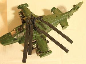 ! вертолет бол, ячейка: 87