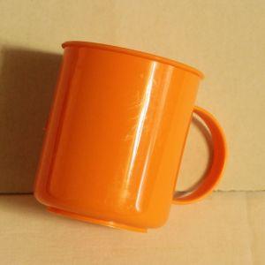 ! кружка оранж пластм 0,3л, ячейка: 91