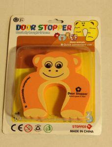 ! стоппер д/двери 19см обезьяна, ячейка: 91