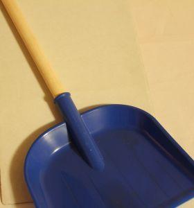 ! лопата син дер руч, ячейка: 93