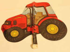 ! шар фольг трактор, ячейка: 98