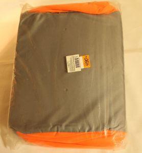 ! утеплитель для санок с конвертом для ног оранж, ячейка: 99