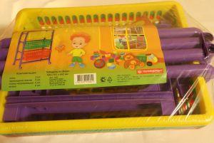 ! контейнер для игрушек, ячейка: 100