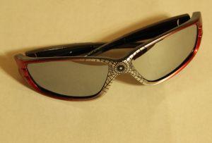 ! очки солн детс паук крас, ячейка: 106