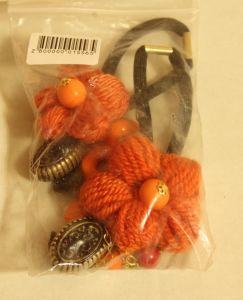 ! резинки цвет с укр оранж, ячейка: 107