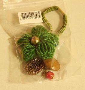 ! резинка цвет с укр зел, ячейка: 107