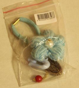 ! резинка цвет с укр гол, ячейка: 107