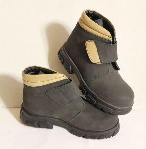 ! ботинки демисез корич мальч размер 28, ячейка: 126