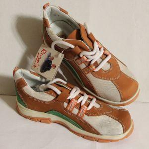 ! кроссовки оранж мальч размер 30, ячейка: 126