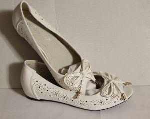 ! балетки бел размер 33, ячейка: 128