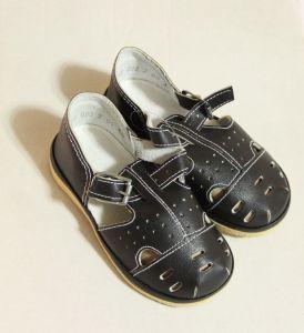 ! сандалии давлеканово мальч черн размер 140, ячейка: 138