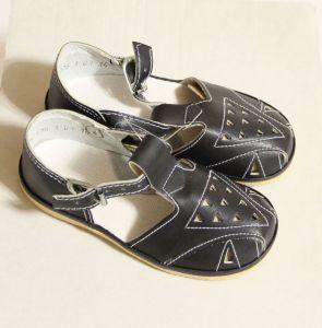 ! сандалии давлеканово мальч черн размер 155, ячейка: 139
