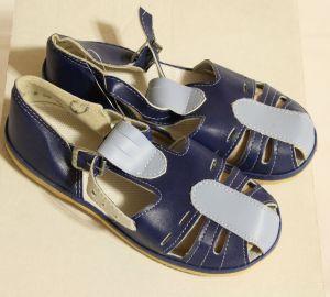 ! сандалии давлеканово мальч сине-гол размер 195, ячейка: 139