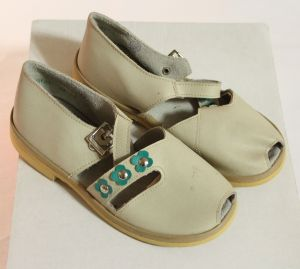 ! суперскидка сандалии беж размер 190, ячейка: 140