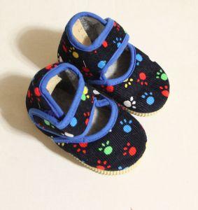 ! детс тапочки-туфельки следы размер 100, ячейка: 141