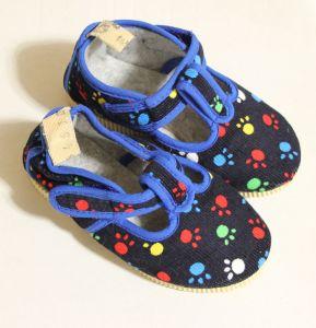 ! детс тапочки-туфельки следы размер 145, ячейка: 141