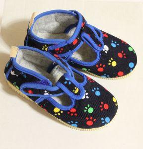 ! детс тапочки-туфельки следы размер 155, ячейка: 141