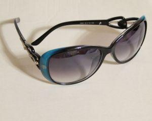 ! женс очки солнцезащ гол 01, ячейка: 143