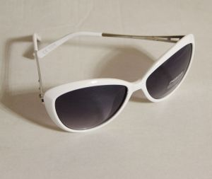 ! женс очки солнцезащ бел 02, ячейка: 143