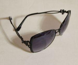 ! женс очки солнцезащ черн 06, ячейка: 143
