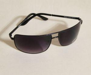 ! мужс очки солнцезащ черн 01, ячейка: 143