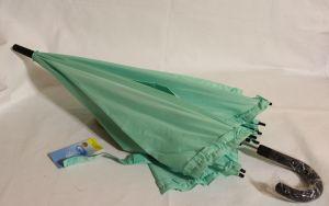 ! зонт подрост полуавтомат мята 8спиц длина 68см, ячейка: 144