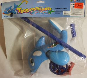 ! дельфин, ячейка: 26