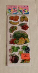 ! набор фрукты мал, ячейка: 13