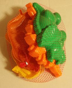 ! формочки тигр мамонт динозавры, ячейка: 105