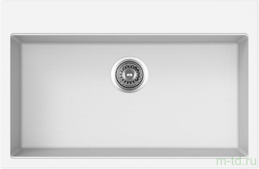 Врезная кухонная мойка Longran Geos GES 780.500